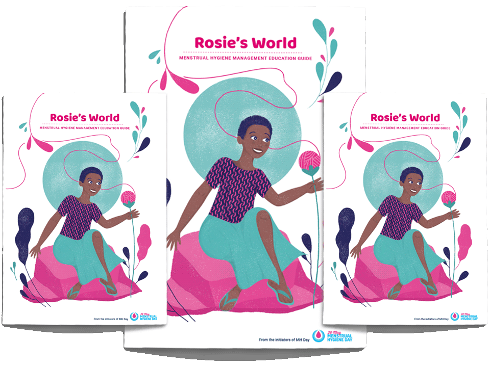 cover rosies world